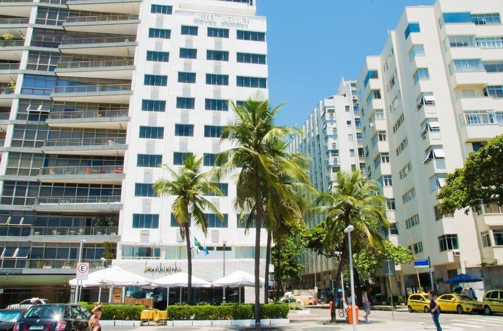 55/Rio Copacabana (formerly Hotel Debret)