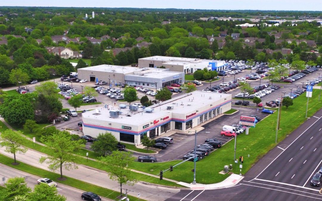 Grand & Brookside Shopping Center